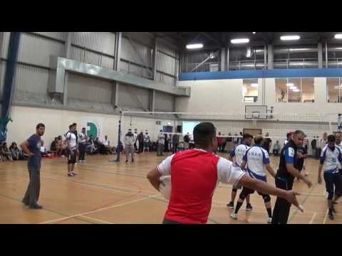 ELIMINATOR GAME: SRDS Londinium 'A' vs SRDS Leicester 2017 QUAD Preston, Lancashire.