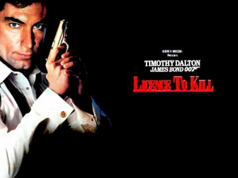 Totally...James Bond - Licence to Kill (Instrumental)