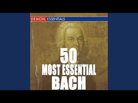 "St. John Passion, BWV 245, Pt. 1 """"Herr, Unser Herrscher"""" [Chorus]"