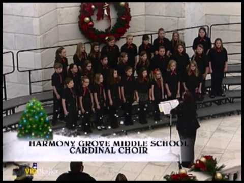 Sounds of the Season - Harmony Grove Middle School