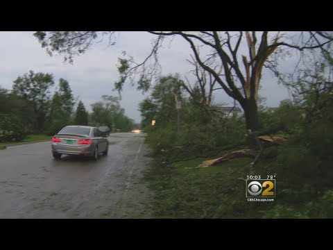 Schaumburg, Other Suburbs Hit By Severe Storms