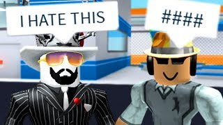 ASIMO3089 and BADCC Play MAD CITY... (Mad City COPIED Jailbreak!?) | Roblox