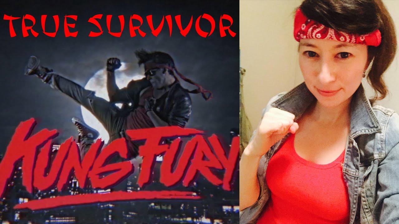 David Hasselhoff - True Survivor cover (from Kung Fury ...
