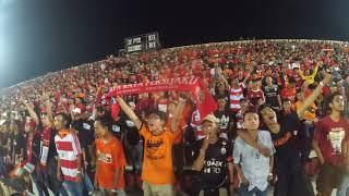 Kami Bersama Persija Ps Tira vs Persija di Sultan Agung 2018 lagu bendera persija