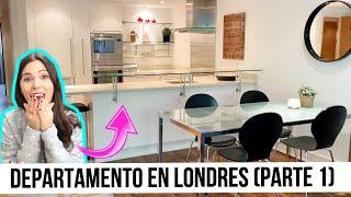 BUSCANDO DEPARTAMENTO EN LONDRES (PARTE 1) Caro Trippar Vlogs