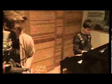 Logan Lerman  Playing Piano