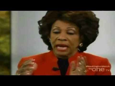 Maxine exposes election data mining by obama