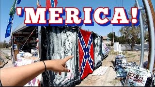 WHAT THE HELL? Ep. 33 | BUYING A CONFEDERATE FLAG
