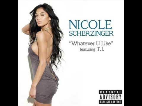Nicole Scherzinger - Whatever U Like (Featuring T.I.)