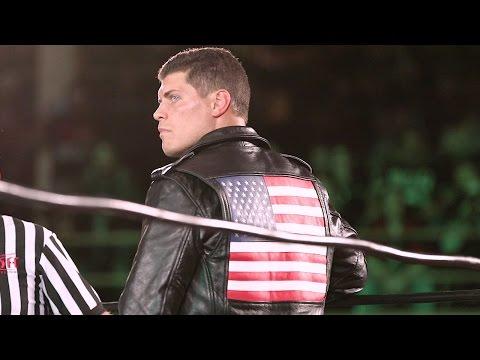 Former WWE star Cody Rhodes finds own wrestling path