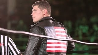 Former WWE star Cody Rhodes finds own wrestling path