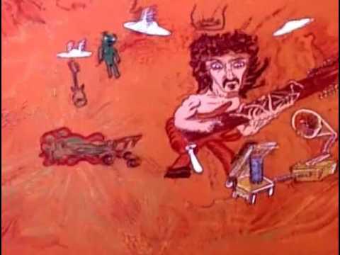 Frank Zappa Baby Snakes Trailer