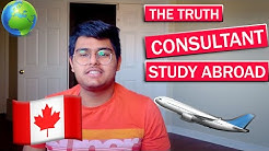 CHOOSING CONSULTANCY to STUDY ABROAD