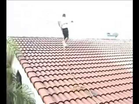 Roof A Cide 174 Application Youtube