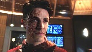The Flash | Season 3 | Savitar Disguises Himself as Barry to Get to Iris | The CW