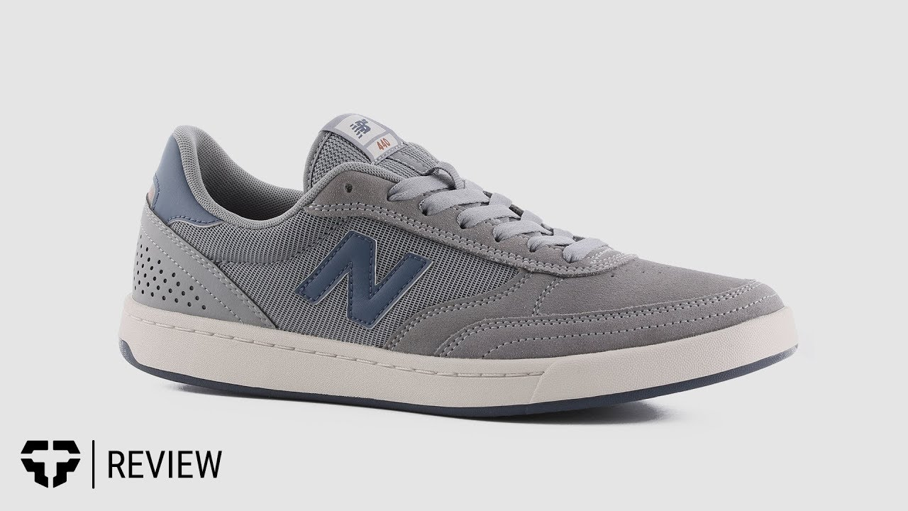 6b684880f0006 New Balance 440 Skate Shoes Review- Tactics.com - YouTube