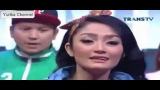 Happy Show 2 Mei 2016 - Kocak Lagu Cikini Gondangdia Versi Salsa dan Jass