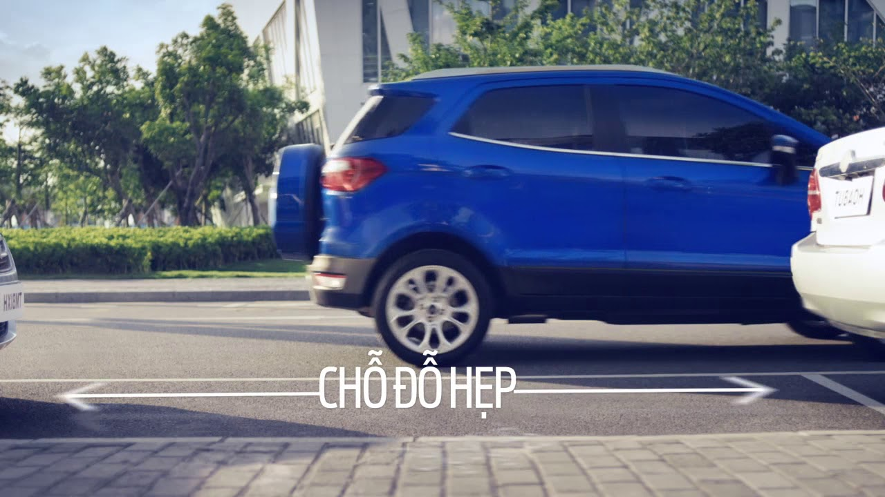 Ford Binh Dinh Ford Ecosport  Rear View Camera
