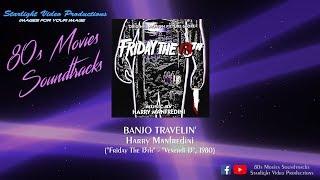 "Banjo Travelin' - Harry Manfredini (""Friday The 13th"", 1980)"
