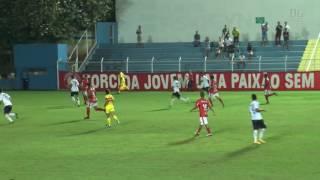 Série D: Gols da goleada da Aparecidense diante do União Rondonópolis