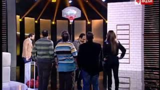 برنامج Back to school - حصة الألعاب | شاهد براعة باسكال مشعلانى فى كرة السلة -