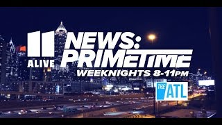 11Alive News Prime Time   Georgia to reopen many businesses as soon as Friday