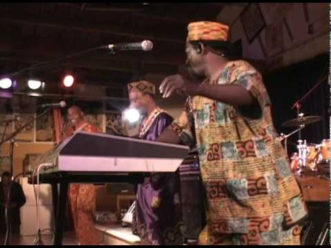 West African High Life Band