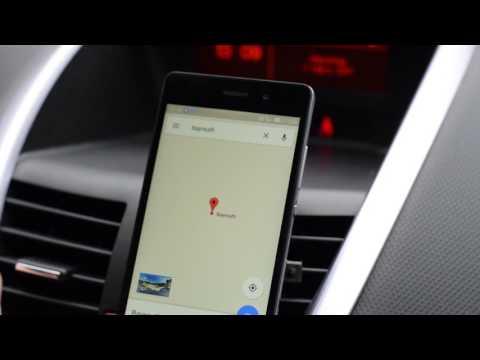 Ladetest Maps | O2 Free 1 MBit Vs. Drossel 64 KBit