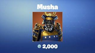 Musha | Fortnite Outfit/Skin