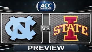 JR Reid Previews North Carolina vs Iowa State | 2014 NCAA Tournament