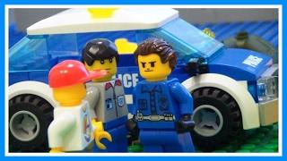 Lego Город Х  2 сезон (9 серия)