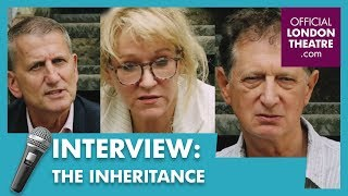 The Inheritance Interview with the Producers