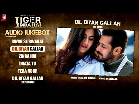 Tiger zinda hai all songs | audio jukebox
