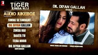 Tiger zinda hai all songs | audio jukebox