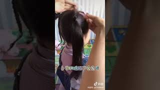 Tạo kiểu tóc đẹp cho bé gái