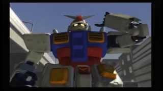 Mobile Suit Gundam: Journey to Jaburo - Opening