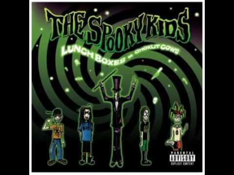 Marilyn Manson & The Spooky Kids - Red (In My) Head mp3