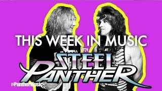 Steel Panther TV - This Week in Music #11 Thumbnail