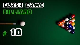Schwarze Kugel sofort eingelocht? │ Flash Game (Billiard) │ # 10