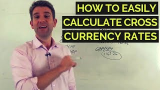 How to Easily Calculate Cross Currency Rates 👍
