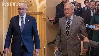 McConnell and Schumer react to Iran strike