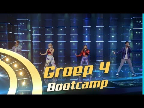 Kiesza - Hideaway Cover by: Groep 4  The Bootcamp