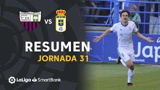 Resumen de Extremadura UD vs Real Oviedo (1-2)