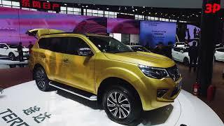 Nissan Terra 2018 // За рулем