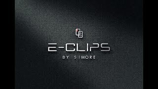 E-Clips - Triple Dual SIM adapter with 3 SIM active simultaneously on iPhone for Calls, Data and SMS