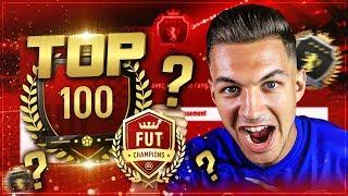 FIFA 19 - TOP 100 SUR LE 1ER FUTCHAMPIONS ?!!
