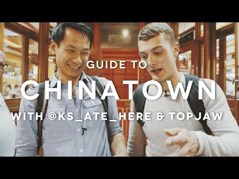 FOODIEHUB guide to Chinatown with @KS_ATE_HERE and TOPJAW   London's Essential Eats