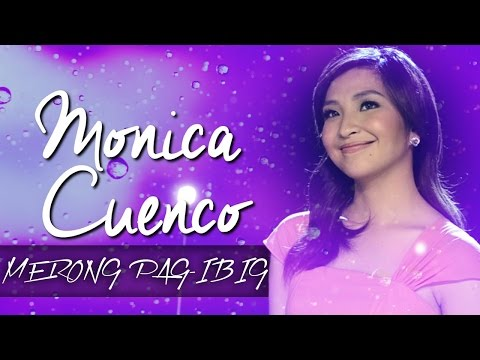 Monica Cuenco — Merong Pag-Ibig [Official Lyric Video]