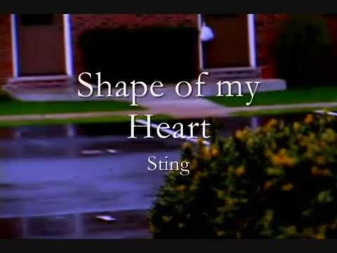 Sting - Shape of My Heart long version ( lyrics on screen )  & Leon (Sevginin Gücü)