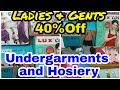 Undergarments & All Hosiery  Item Whole sale Shop Sadar Bazar ll Ladies Undergarments